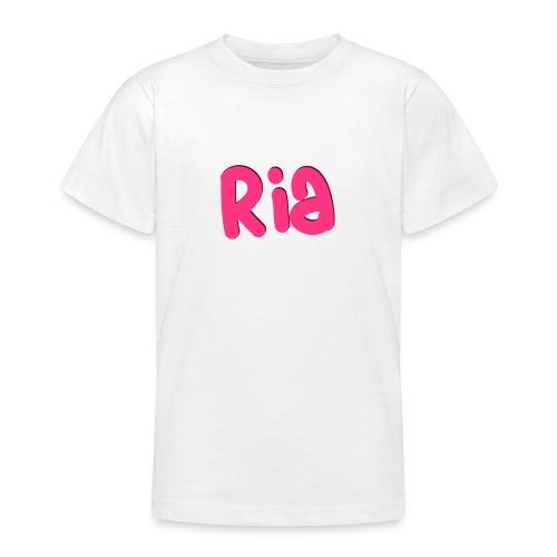 Ria Roo 3D - Teenage T-Shirt
