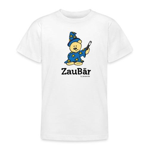 ZauBär branding - Teenager T-Shirt