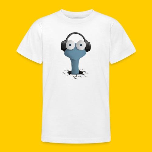 Musicworm - T-shirt tonåring