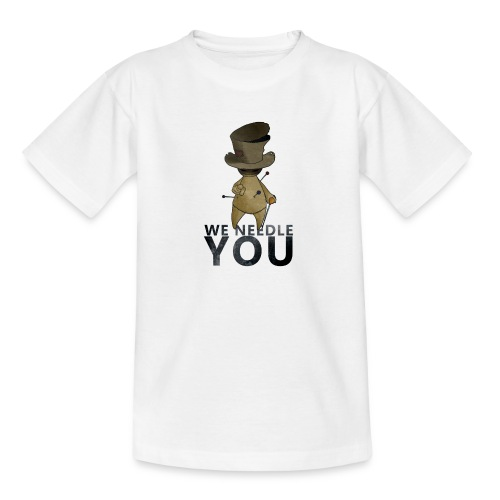 WE NEEDLE YOU - T-shirt Ado