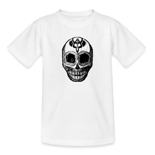 Skull of Discovery - Teenage T-Shirt
