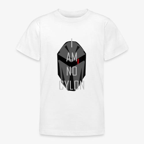 I am not a Cylon - T-skjorte for tenåringer