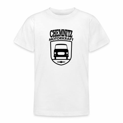 Barkas B1000 Motorkraft Chemnitz coat of arms - Teenage T-Shirt