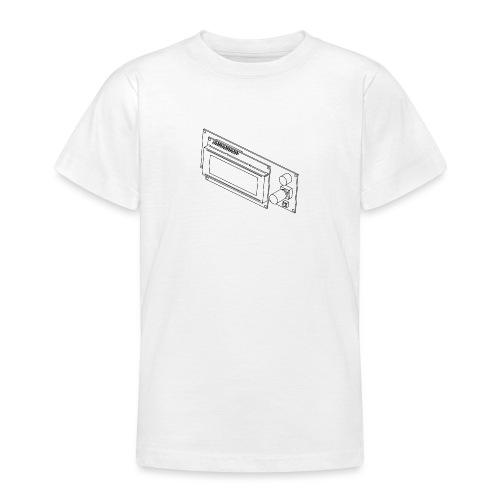 2004LCD (no text). - Teenage T-Shirt