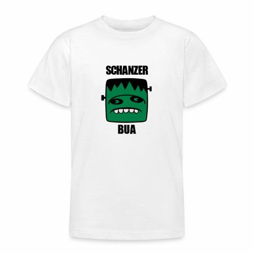 Fonster Schanzer Bua - Teenager T-Shirt