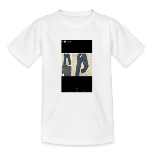 Allowed reality - Teenage T-Shirt
