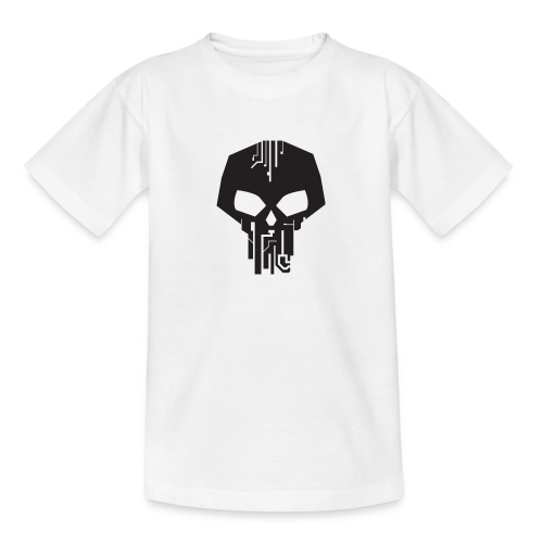 Sneaki Skull Logo - Teenage T-Shirt