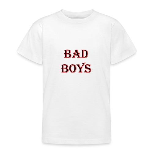 bad boys black red - T-shirt Ado