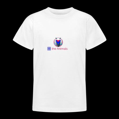 Safe the Animals Kollektion - Teenage T-Shirt