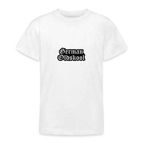 Grand Logo German Oldskool Official - T-shirt Ado