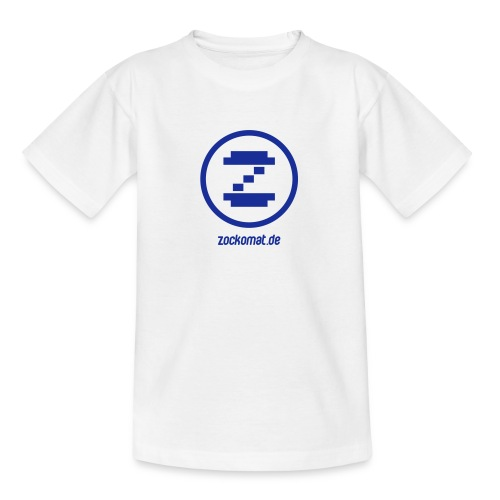 zockomatlogo - Teenager T-Shirt