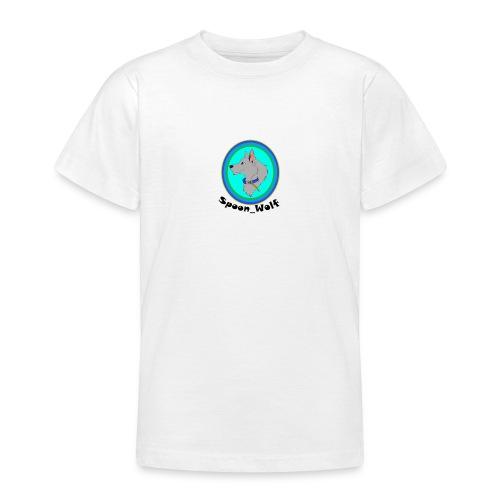 Spoon_Wolf_2-png - Teenage T-Shirt