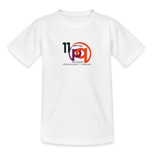 11q_logo_century - Teenager T-Shirt