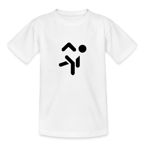jumpstyle pop - Teenager T-shirt