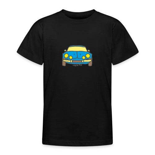 Voiture ancienne mythique française - T-shirt Ado