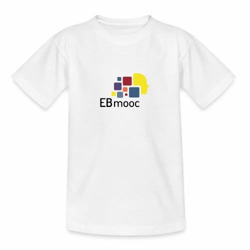 EBmooc Logo - Teenager T-Shirt