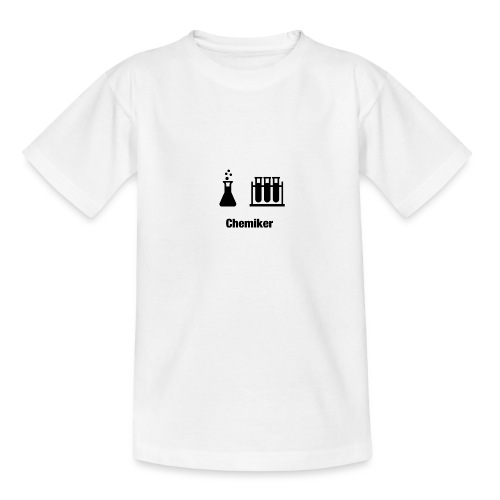 Chemiker - Teenager T-Shirt
