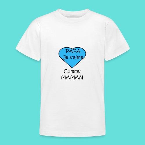 JTM PAPA - T-shirt Ado