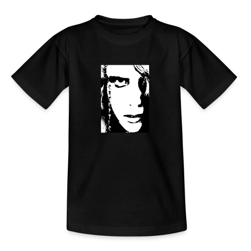Creeptic Girl - T-shirt Ado