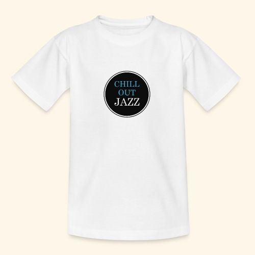 chill out jazz - Teenager T-Shirt