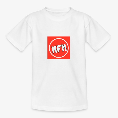 MrFootballManager Clothing - Teenage T-Shirt