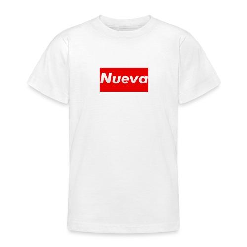 Box Logo - Teenage T-Shirt