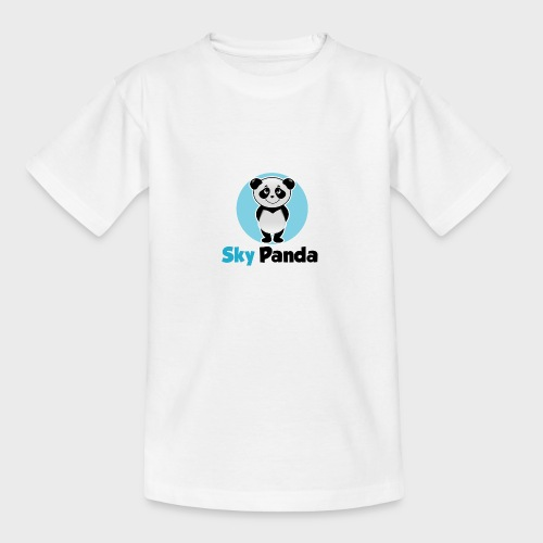 Panda Cutie - Teenager T-Shirt