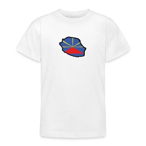 Drapeau Lo Mahaveli - T-shirt Ado