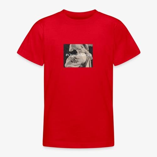 #OrgulloBarroco Proserpina - Camiseta adolescente