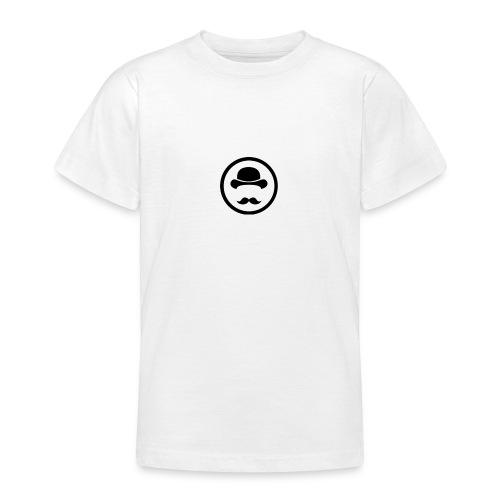 Bigote Logo La Trompa - Camiseta adolescente