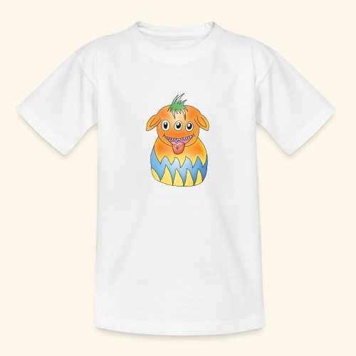 Pumky - Teenager T-Shirt