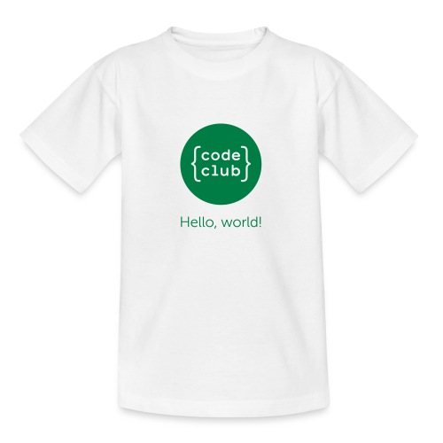 cchelloworld - Teenage T-Shirt