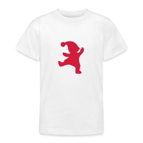 Santas helper - Nuorten t-paita