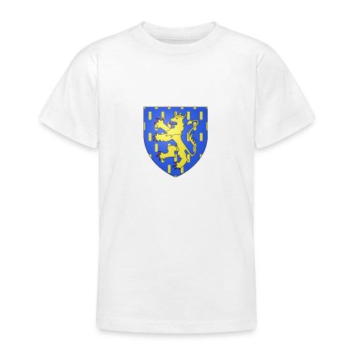 Blason de la Franche-Comté avec fond transparent - T-shirt Ado