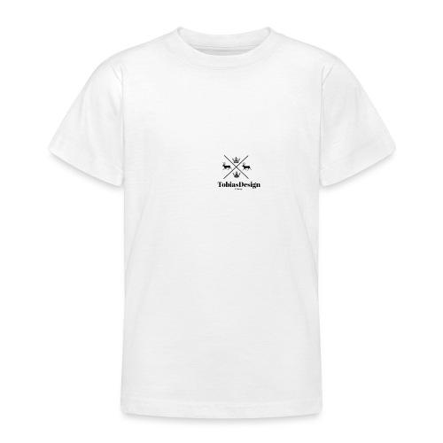 Tobias Design of Norway - T-skjorte for tenåringer
