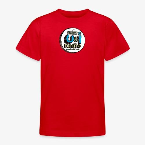U & I Logo - Teenage T-Shirt