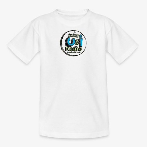 U & I Logo - Teenage T-Shirt