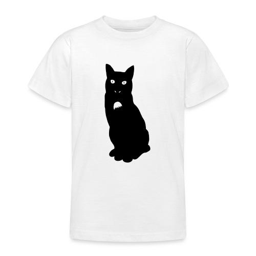 Knor de kat - Teenager T-shirt