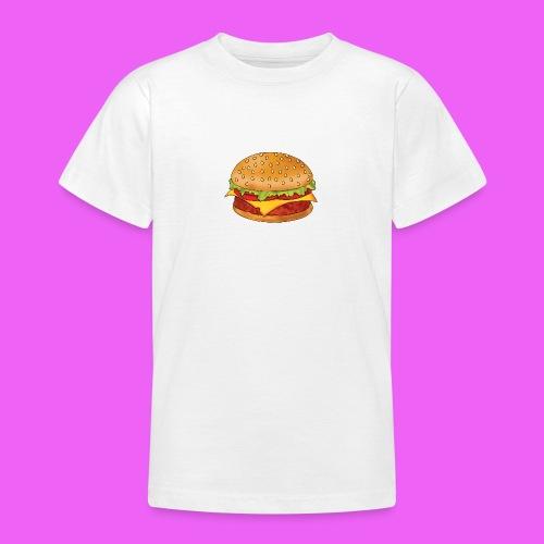 hamburguesa - Camiseta adolescente