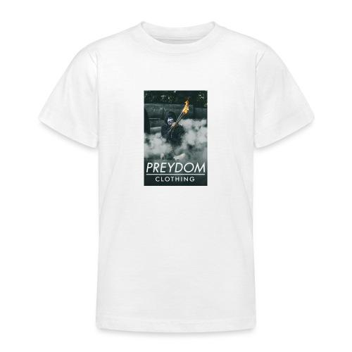 PREYDOM CLOTHING - Design 2 - Teenager-T-shirt