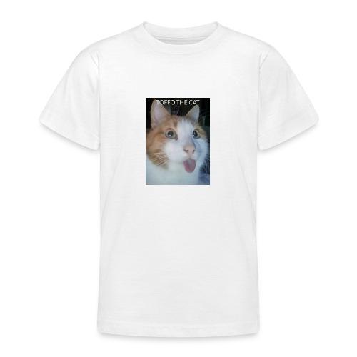 TOFFO THE CAT - Nuorten t-paita