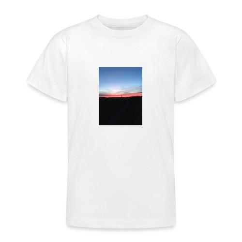late night cycle - Teenage T-Shirt