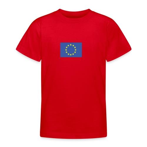 euflag - Teenage T-Shirt