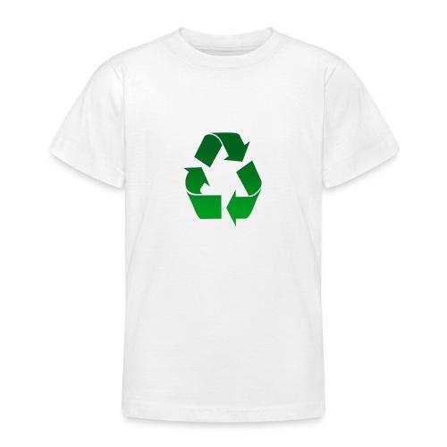 Recyclage - T-shirt Ado