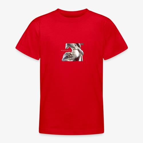 #OrgulloBarroco Rapto difuminado - Camiseta adolescente