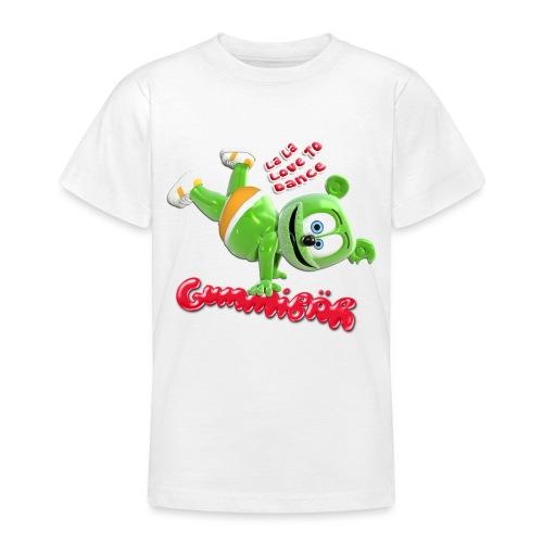 La La Love To Dance - Teenage T-Shirt