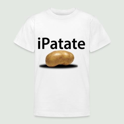 iPatate - T-shirt Ado