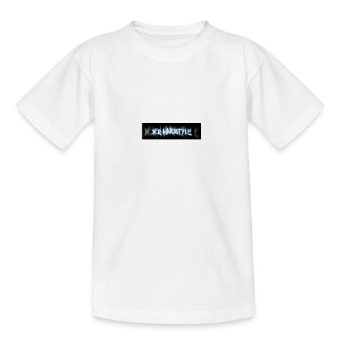 DerHardstyle.ch Kleines Logo - Teenager T-Shirt