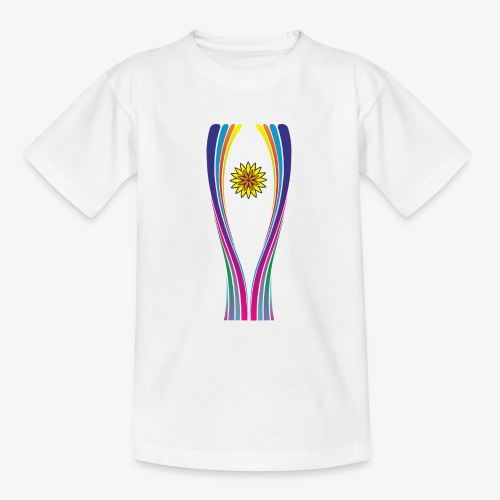 SOLRAC World Cup - Camiseta adolescente