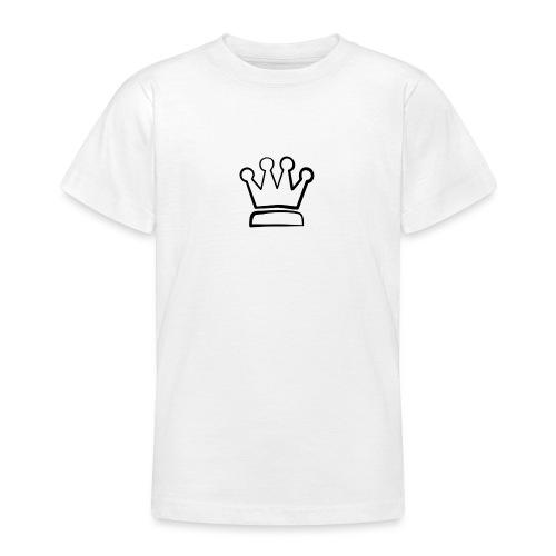 PrincessCrown - T-shirt tonåring